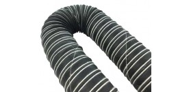 High Temperature Ducting - Black