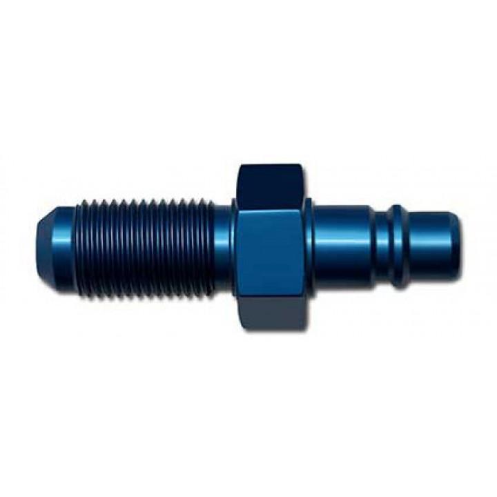 -6 QC Bulkhead Plug