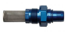 BMRS -12 Straight Male Swivel with Filter