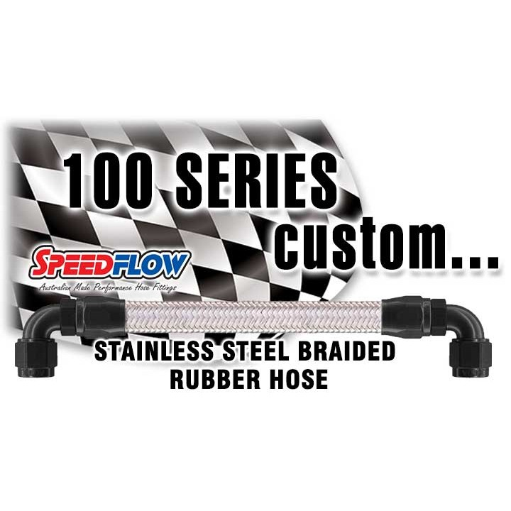 Custom 100 - 100 Series DIY Hose Assembly