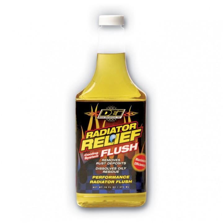 Radiator Relief Flush