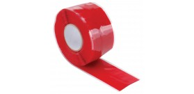 "Quick Fix Silicone Tape - 1"" x 12ft Red"