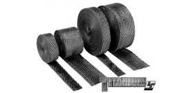 Titanium Black - Exhaust Wrap - DEI
