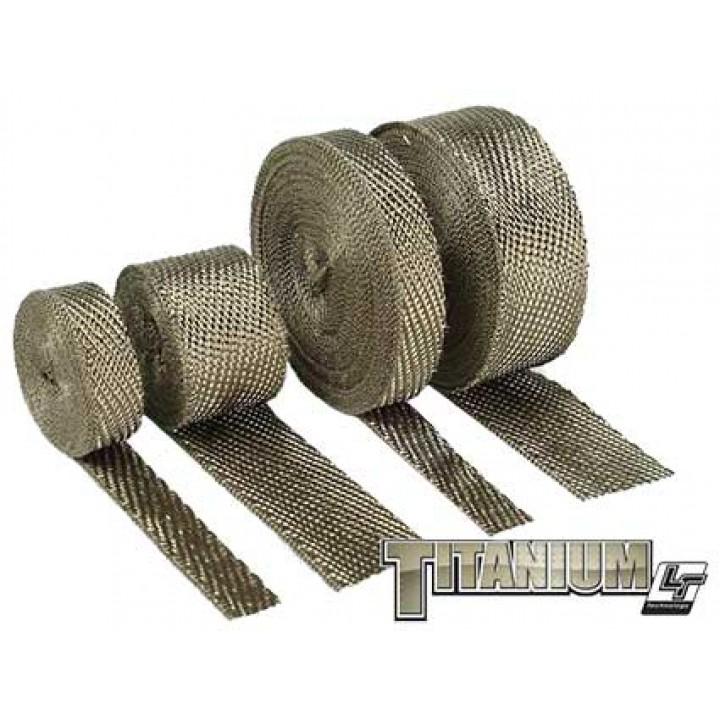 Exhaust Wrap - Titanium - DEI