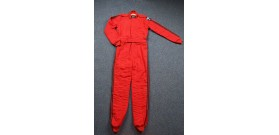 Fire Suit - One Piece - Small - Red