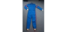 Fire Suit - One Piece - Small - Blue