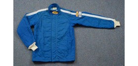 Fire Suit - Jacket Only - Small - Blue