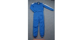 Fire Suit - One Piece - Medium - Blue