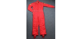 Fire Suit - One Piece - Large - Red