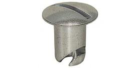 DZUS Steel Dome Button (Small)