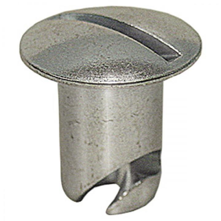 DZUS Steel Dome Button
