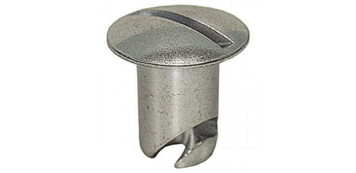 DZUS Alloy Dome Button (Small)