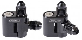 LS Steam Tube Adaptors Dual Outlet -4AN