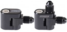 LS Steam Tube Adaptors Both Single & Dual Outlet -4AN