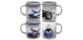 ACDelco Racing - Set of 4 Mugs