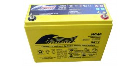 HC40 Hardcore Heavy Duty 12V Battery