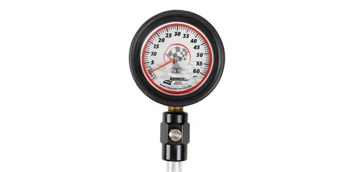 Longacre 0-60 psi Tyre Pressure Gauge