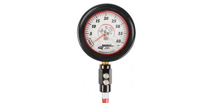 Longacre 0-40 psi Tyre Pressure Gauge