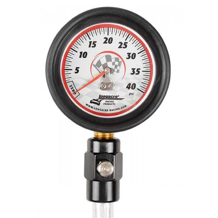 """Tyre Gauge - 0-40 psi  - 2 & 1/2"""""""
