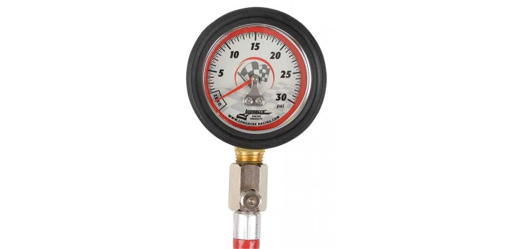 Longacre 0-30 psi Tyre Pressure Gauge