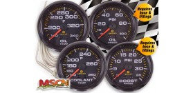 Pro Burnout Gauge Kit
