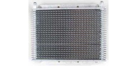 PWR Transmission Cooler 8 x 11 -6 AN Out