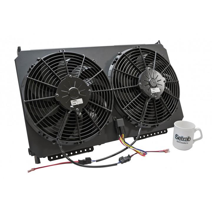 980 Fanpack Oil Cooler - FP980M22I-4P
