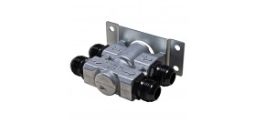 Inline Oil Thermostat - 180°, M22 x 1.5 ports