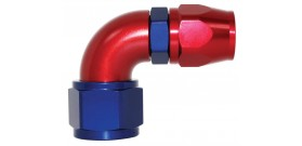 Stepped Size 90° Hose End - 103 Series