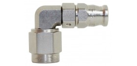 90° Stepped Hose End - 203 Series