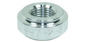 Alloy Metric Female - Weld Ons