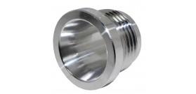 Aluminium Male - Flowed - Weld Ons