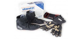 Ultimate Gloves & Racing Boots Combo - SFI 3.3/20 - Stand 21