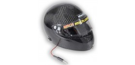Full Face Helmet - Carbon Fibre - Stand 21