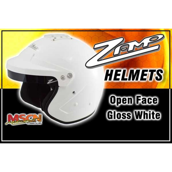 Open Face Helmet - Zamp