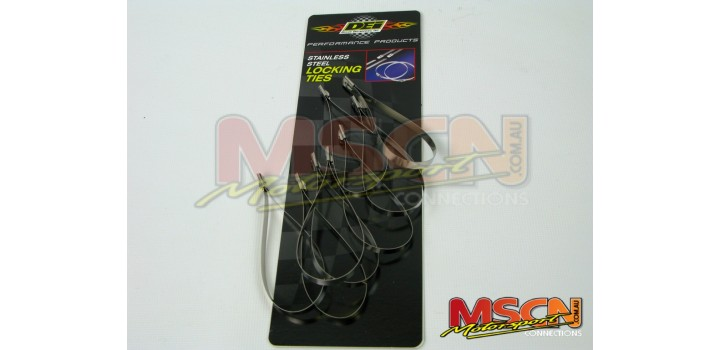 DEI Exhaust Wrap Stainless Ties