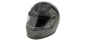 Carbon Fibre Full Face Helmet - Pyrotect