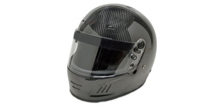Helmet - Full Face - Carbon Fibre - Pyrotect