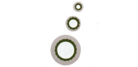 XRP - Stat-O-Seals (Alloy Washer with Moulded O-Ring)