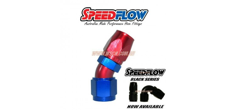 Speedflow 101-107 Series - 30° Hose Ends