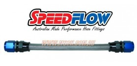 Speedflow 200 Series Teflon Braided Hose
