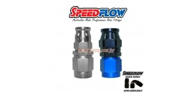 Speedflow 201 Series - Straight Hose Ends