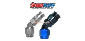 Speedflow 201-207 Series - Hose End 30 Degree