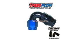 Speedflow 204 Series - Hose End 120 Degree