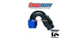 Speedflow 205 Series - Hose End 150 Degree