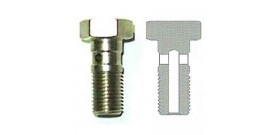 Speedflow 300 Series - Steel Banjo Bolts (Imperial)