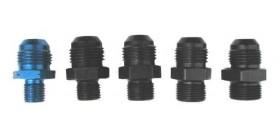 Speedflow 730 Series -10 Male Metric Adapters to Male AN