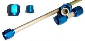 Speedflow 818 Series Female AN Tube Nut