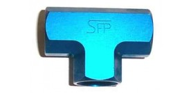 Speedflow 917 Series - Female NPT Tee
