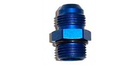 Speedflow 920 Series Male AN Flare to O-ring Boss Adapters - Straight